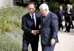 Ο Ολάντ ανακοίνωσε την υποβολή ψηφίσματος στον ΟΗΕ για την επίλυση του μεσανατολικού