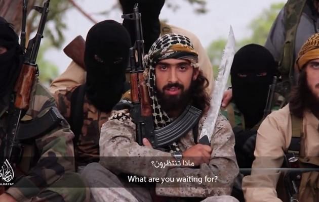 Iσλαμικό Κράτος: Θα κάνουμε τζιχάντ και αποκεφαλισμούς μέσα στη Γαλλία