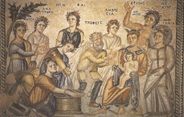 Χειμερινό Ηλιοστάσιο και η Γέννηση του Διονύσου (21 Δεκεμβρίου)