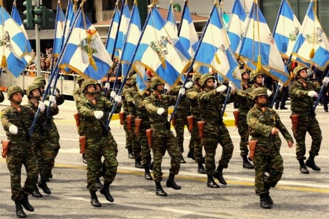 Στρατιωτικοί καλούν τους 300 της Βουλής να επιστρέψουν τον μισθό Ιανουαρίου που εισέπραξαν.